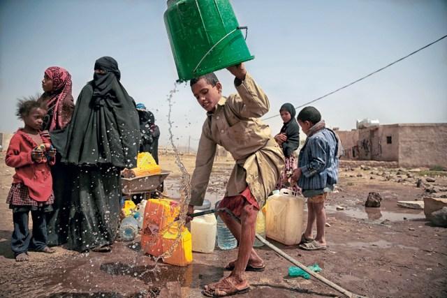 La ONU urge a Arabia Saudita a poner fin al bloqueo de Yemen