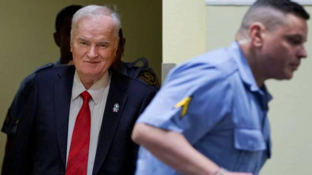 Ratko Mladic es condenado a cadena perpetua por los crímenes cometidos en la Guerra de Bosnia