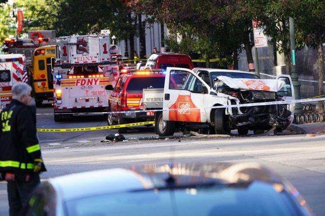 Atropello masivo en Nueva York deja ocho víctimas mortales