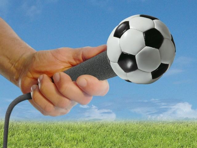 Oda al buen comunicador deportivo