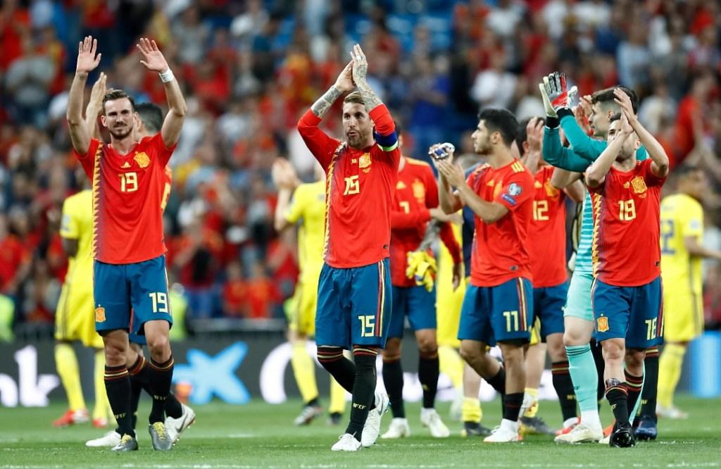 Un paso más cerca hacia la Euro2020 para la selección española.