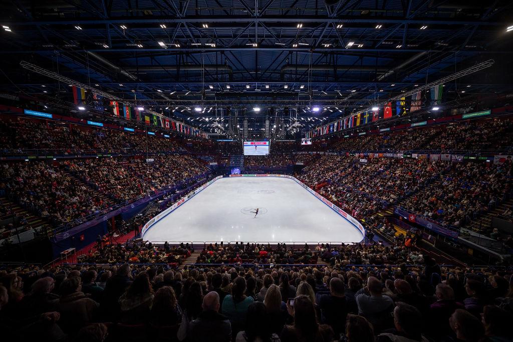 Patinaje artístico, Campeonato Mundial 2018