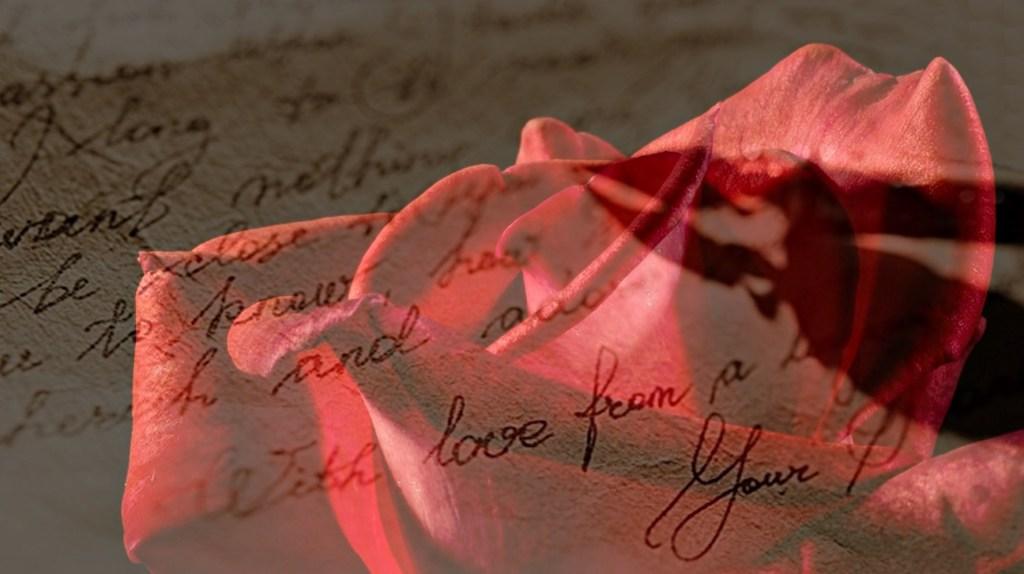 Rosas, libros y... cartas personalizadas por San Jorge