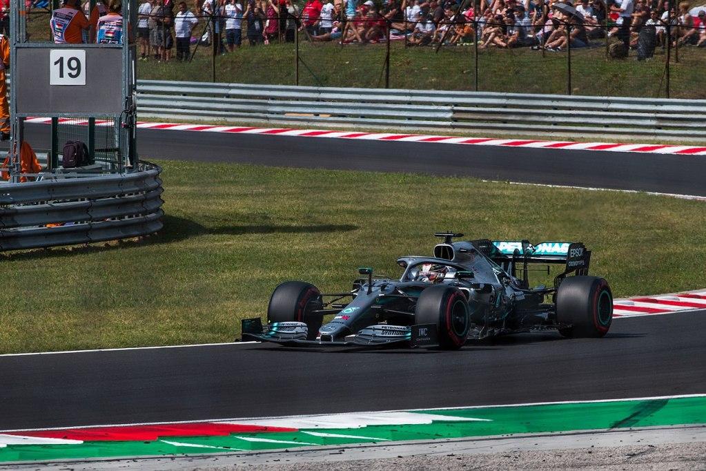 Fórmula 1: Hamilton en el GP de Hungría