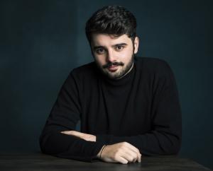 Miguel Gane, poeta contemporáneo./ Fuente: Casa del Libro