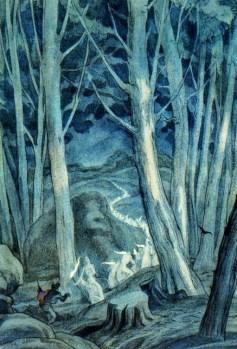 El Bosque Animado, Carlos Sáenz de Tejada, 1957