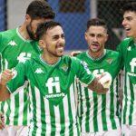 Primera victoria del Betis Futsal tras una épica remontada a Fútbol Emotion Zaragoza