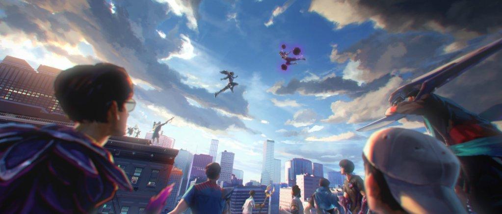 Fotograma extraído de la canción para los Worlds 2021   Fuente: Twitter Riot Games Music