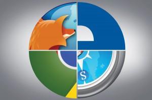 informação dos navegadores