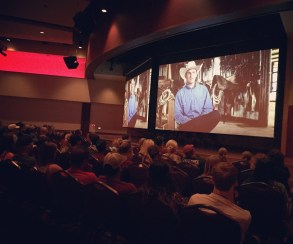 "My dream came true of having the documentary ""Farmland"" screened at WTAMU in Septermber"