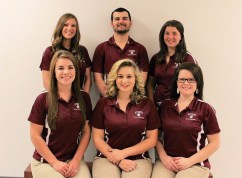 Fall 2015 Block and Bridle officer team