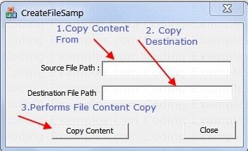Win32 CreateFile Example