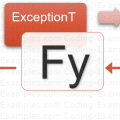 Exception Bubbling in Java
