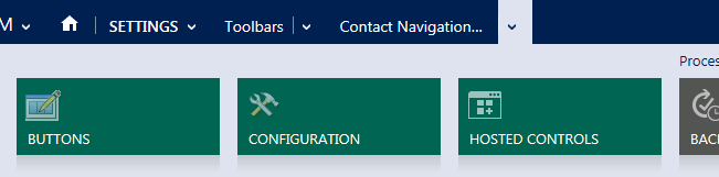 USD: How to use a toolbar for quick in-form navigation (3/5)