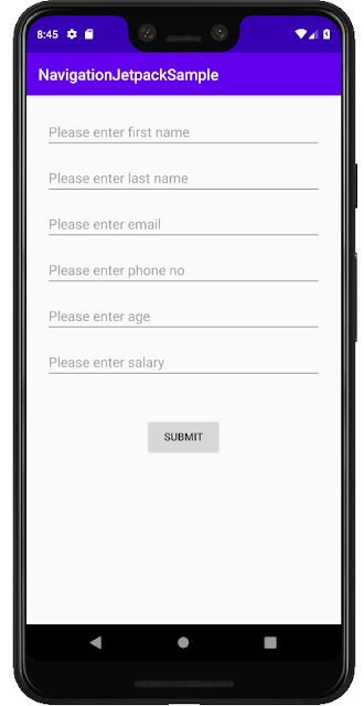 navigation component android