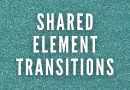 shared element transitions