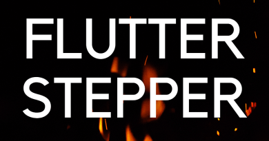 flutter stepper