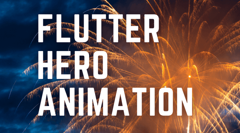 flutter animation