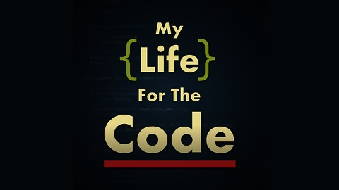 Podcast Interview – My Life For The Code