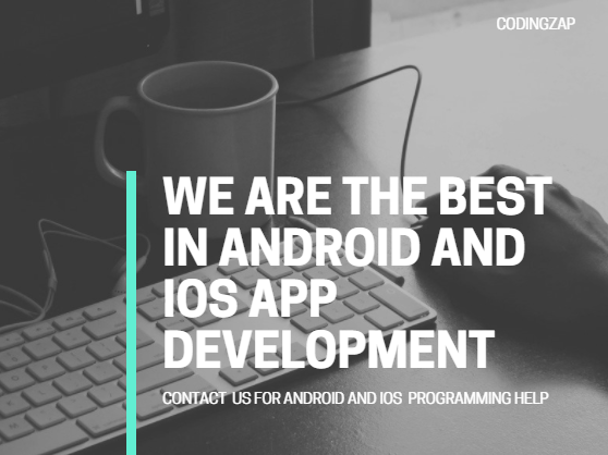 Contact us for Android and iOS Programming help
