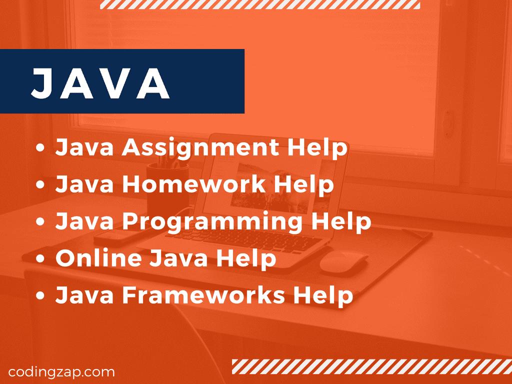 java homework help free