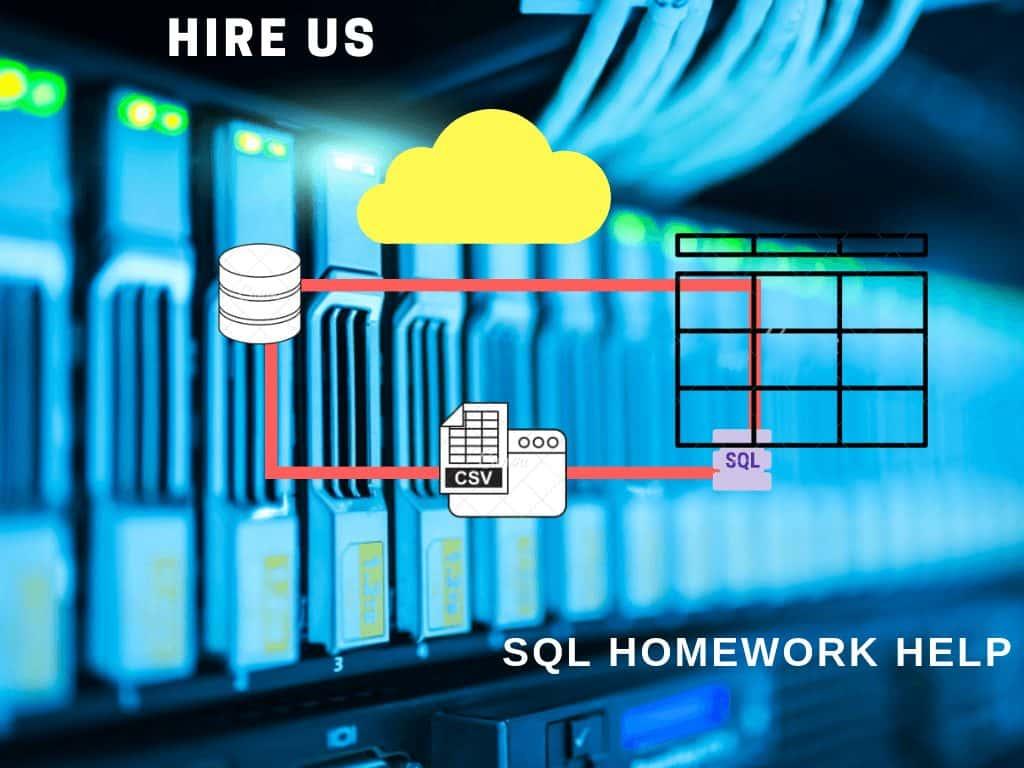 SQL Homework Help | SQL Query Help
