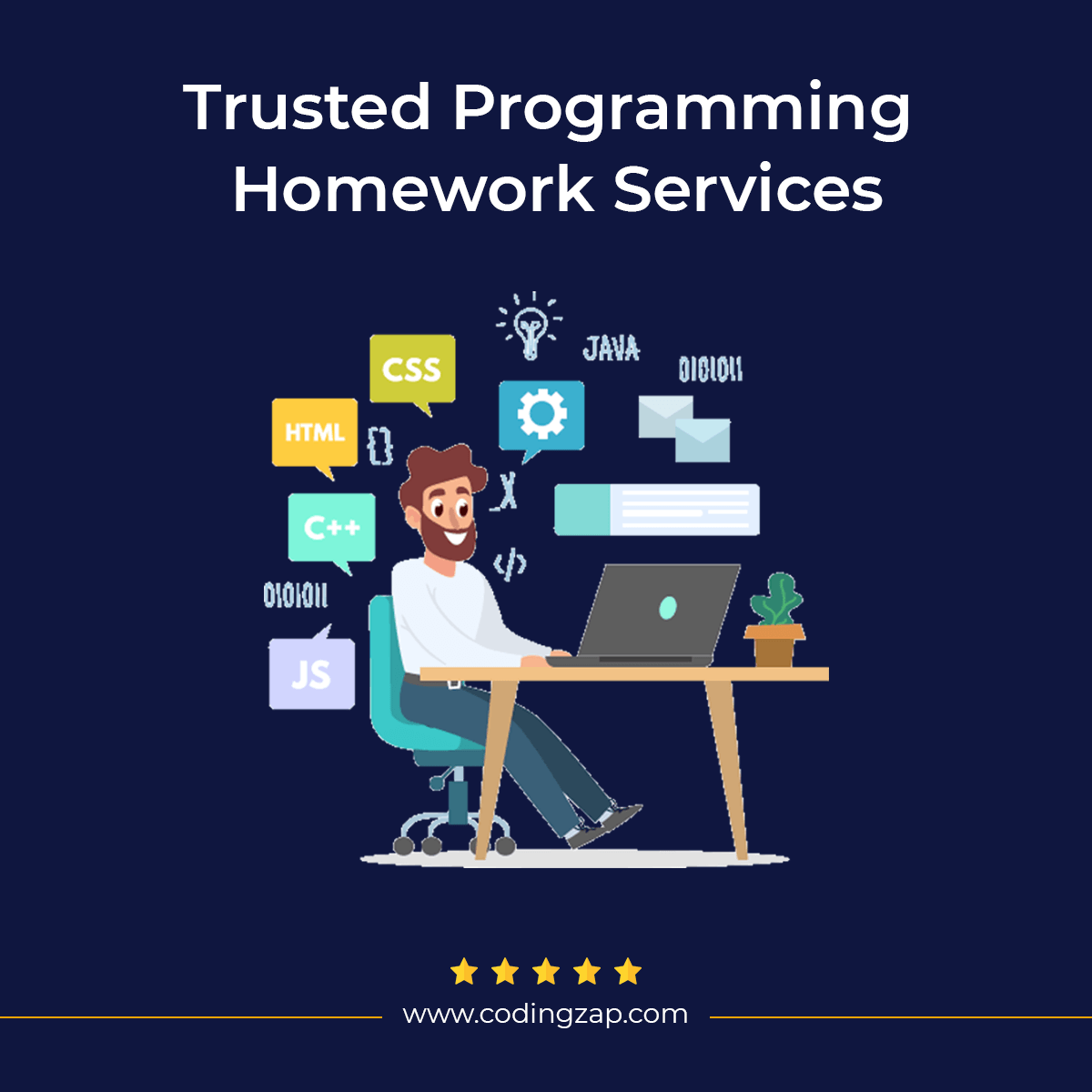 Trusted Programming Homework Help Services