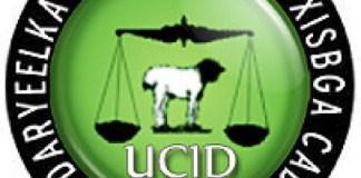 Deg Deg: Masuulyiintii Ugu Badnaa Oo Iska Casilay Xisbiga UCID