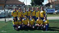 Echipa de football feminin Leoni Arad