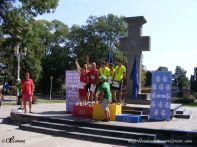 Premiantii de la echipa 10 km