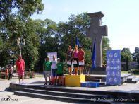 Premiantele de la individual 5 km