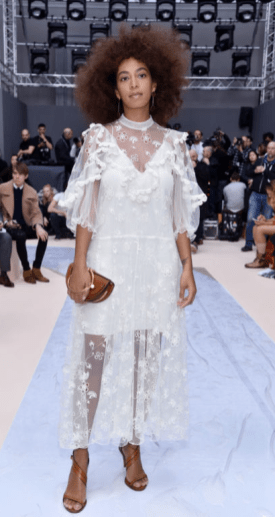 Solange in Chloé