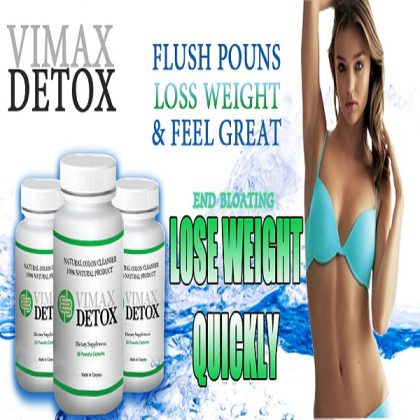 Vimax Detox in Pakistan
