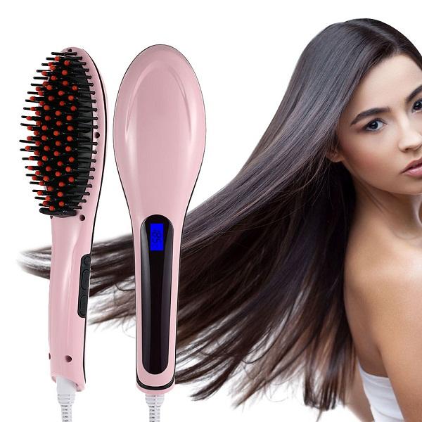 Hair Straightener Brush Pakistan