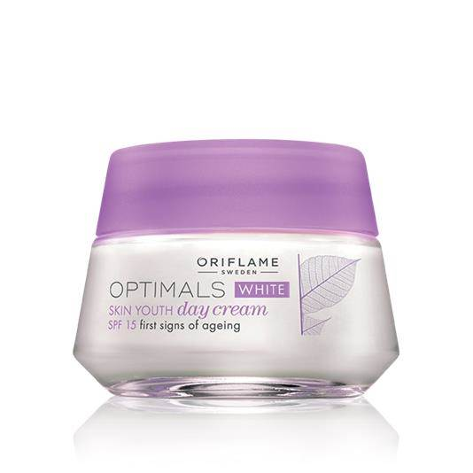 Optimals White Skin Youth Day Cream Pakistan