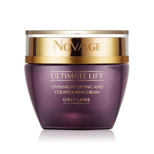 NovAge Ultimate Lift Overnight Lifting & Contouring Cream Pakistan