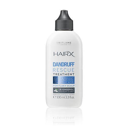 Oriflame HairX Dandruff Rescue Treatment Pakistan