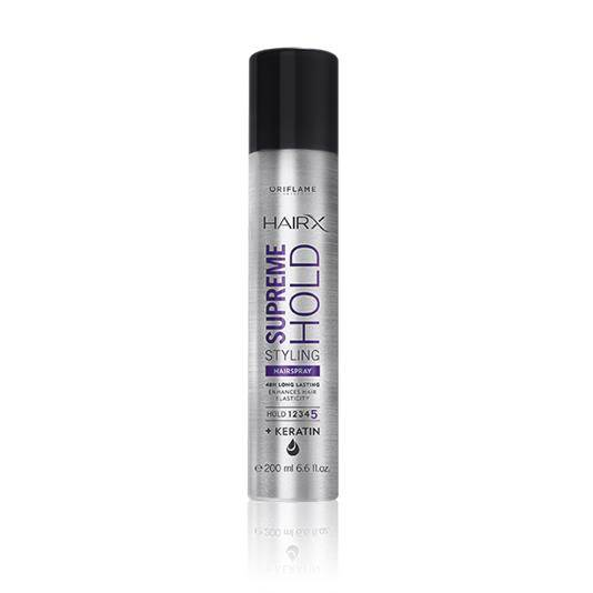 Oriflame HairX Supreme Hold Styling Hairspray Pakistan