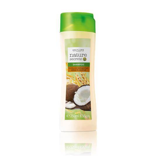 Oriflame Nature Secrets Shampoo for Dry and Damaged Hair