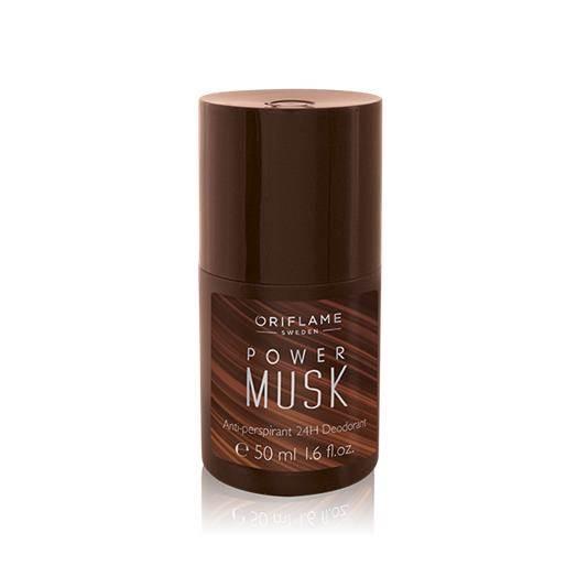 Oriflame Power Musk Anti perspirant 24H Deodorant