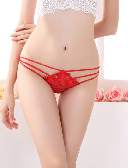 Sexy Lace Low Rise Erotic Panty in Lahore