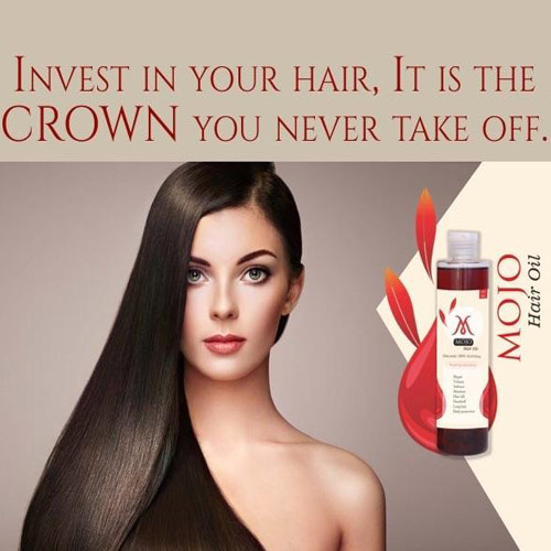 Mojo Hair Oil Pakistan