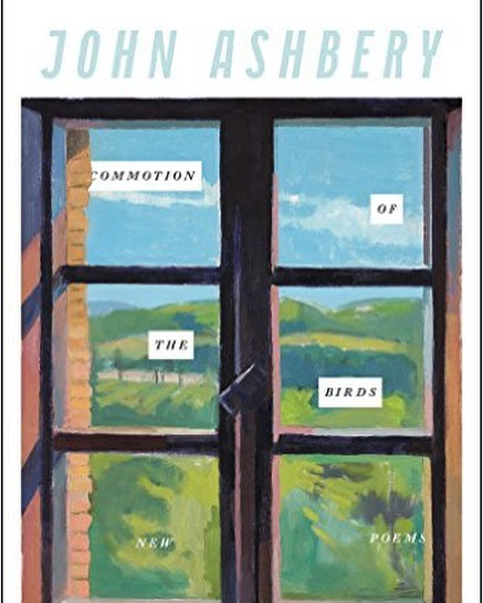Ashbery's published AT LEAST 35 poems in journals since this time last year. His new one is out in October (UK) or November (US). I'm missing more than a few Adderall.  Not saying these are all related, but, come on, JA, just ask