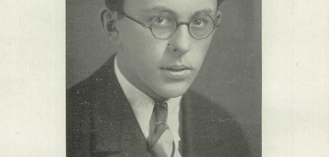 Charles Olson, Classical High School Senior Class President 1928