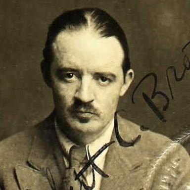 Bob Brown, Passport 1918