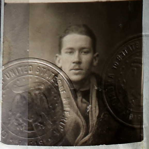 ee cummings, passport, 1917