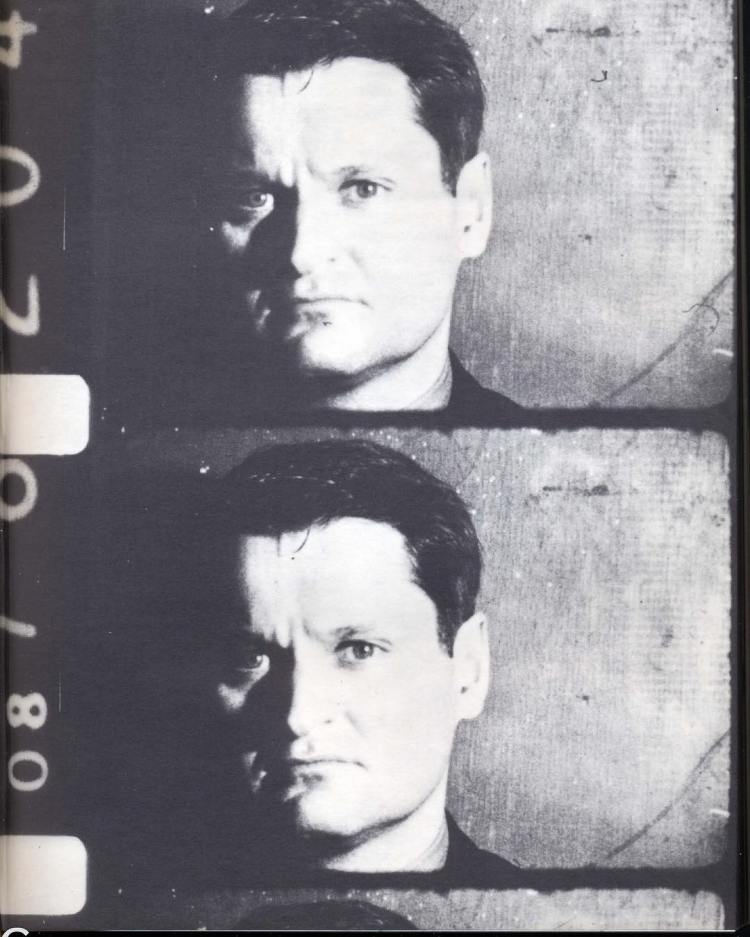 John Ashbery, Andy Warhol Screen Test
