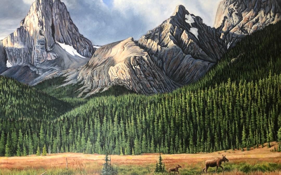 Mt. Egendine, Canada