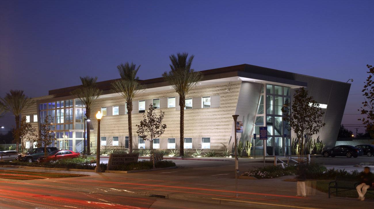 coe santa ana college digital media center
