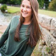 Emma Tobbe, Valedictorian's senior picture